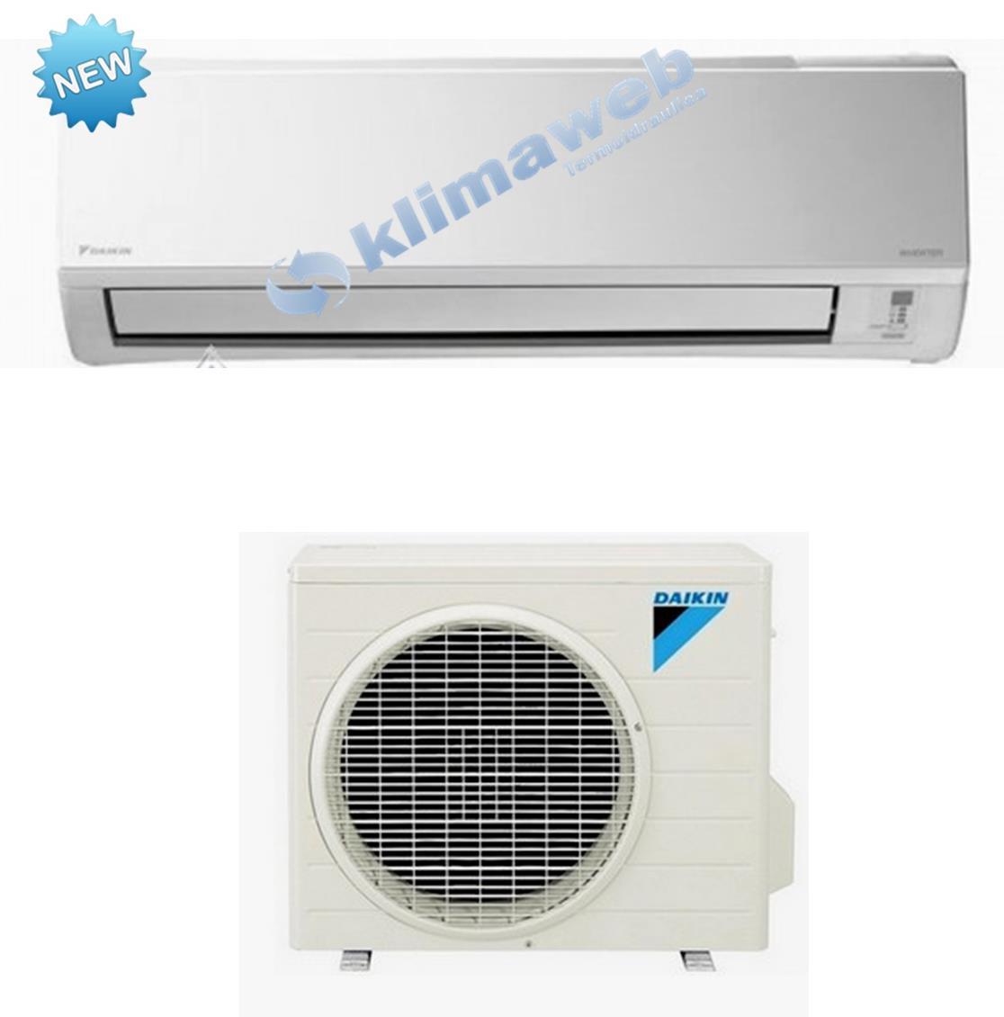 Climatizzatore condizionatore inverter serie ftxb25c 9000 for Climatizzatori classe energetica a