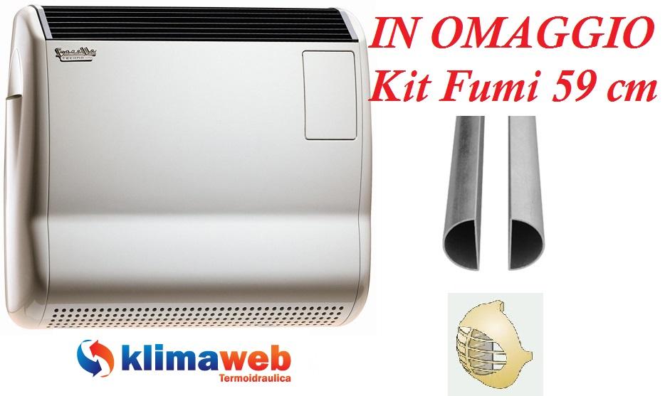 stufa radiatore a gas gazelle techno classic 7000 orologio giornaliero metano. Black Bedroom Furniture Sets. Home Design Ideas
