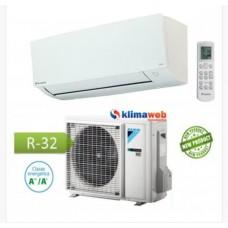 Climatizzatore  Condizionatore Daikin Sensira FTXC25C inverter 9000 btu gas R 32 inverter classe A++ NUOVO MODELLO 2021 Wifi optional