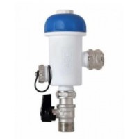 Defangatore ultracompatto per impianti termici