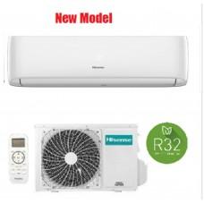 Climatizzatore Condizionatore Hisense serie EASY SMART 18000 btu Gas R32 CA50XS1AG  inverter classe A++  MODELLO