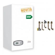 Caldaia Ferroli DIVATECH D LN C 24 kw camera aperta + Kit INSTALLAZIONE a tiraggio naturale GPL Low Nox Ultimo modello New ERP