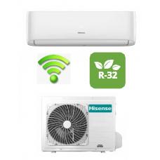 Climatizzatore Hisense Condizionatore Easy Smart 9000 btu predisposizione Wifi Ready CA25YR03G Gas R32 Inverter Pompa di calore Nuovo modello 2021