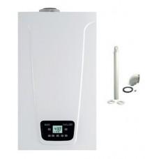 Caldaia Baxi Duo-Tec Compact E 24 kW a condensazione low NOx GPL con kit scarico fumi compreso NUOVO Modello