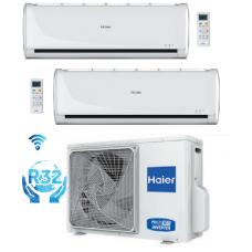 Climatizzatore Condizionatore Haier TUNDRA 2.0 dualsplit 7+7 esterna 2U40S2SC1FA A++ 7000+7000 Nuovo Gas R32!!!! WiFi Opzionale NEW