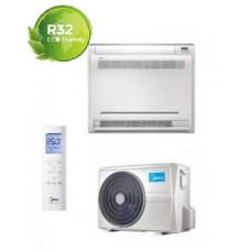 Climatizzatore Condizionatore Midea Commerciale Console serie MFAU monosplit 12000 btu gas R32 Classe A++ MFAU-12FNXD0 Modello 2020