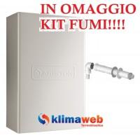 Caldaia a Condensazione da Esterno EGIS Premium EVO EXT Esterna 25 ff Nuova Tecnologia ERP Metano + kit scarico fumi OMAGGIO!!