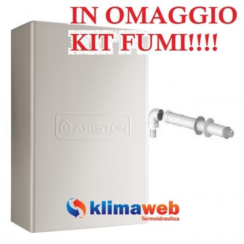 Caldaia a Condensazione da Esterno EGIS Premium EVO EXT Esterna 30 ff Nuova Tecnologia ERP Metano + kit scarico fumi OMAGGIO!!