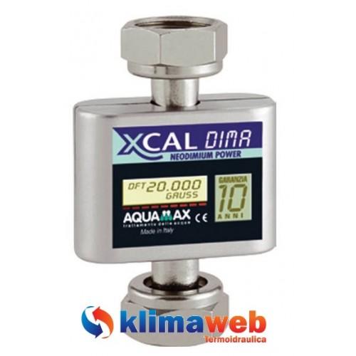 Filtro Anticalcare Magnetico XCAL DIMA 800 per Caldaia a Condensazione portata 800 Lt/H