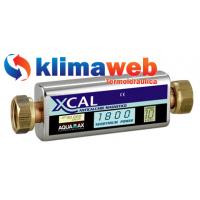 Filtro Anticalcare Magnetico XCAL 1800 per Caldaia a Condensazione portata 1800 Lt/H per Applicazioni sia Civili che Industriali