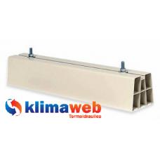 Staffa Condizionatore Climatizzatore Supporto a Pavimento L 450