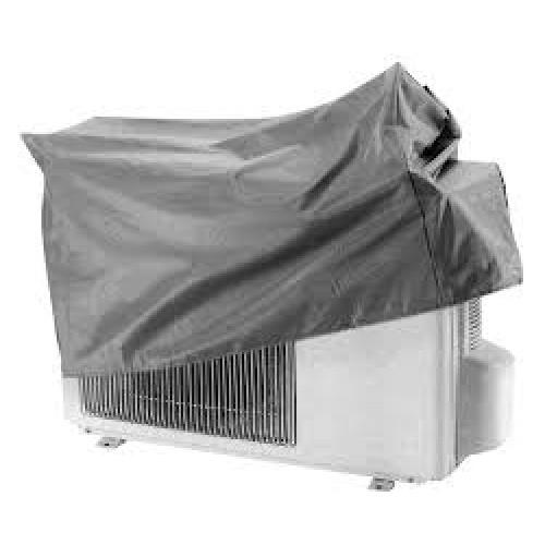 Cappottina per coprire unita' esterna climatizzatore l.800xh600xp300 per 9000 e 12000