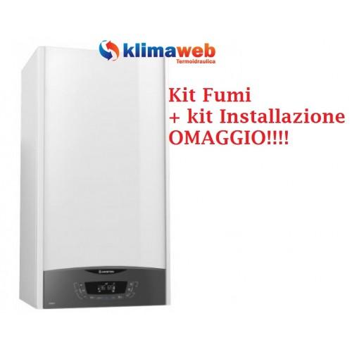 Caldaia a Condensazione CLAS ONE 30 Kw tecnologia ERP WiFi Opzionale + kit fumi e Installazione ORIGINALI in OMAGGIO!! METANO