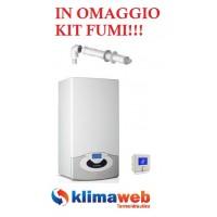 Caldaia Genus Premium Net eu 30 ff condensazione con servizio connettività nuova tecnologia erp 483 kit fumi in omaggio
