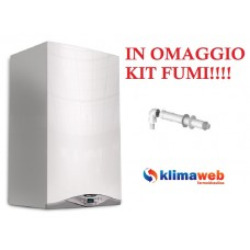 Caldaia a Condensazione HS Premium eu 240 ff  nuova tecnologia ERP con kit scarico fumi OMAGGIO