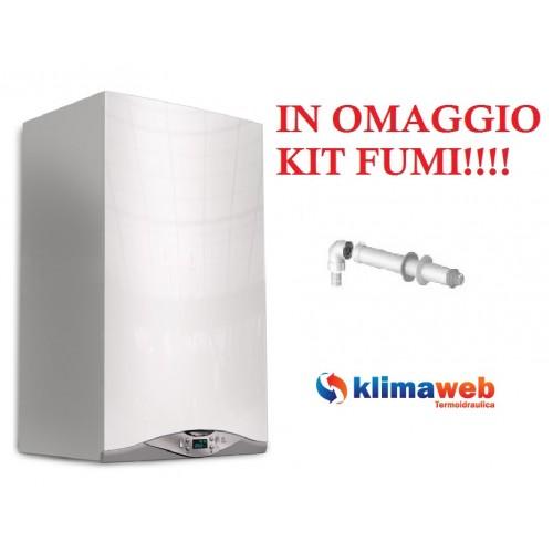 Caldaia a Condensazione HS Premium eu 30 ff  nuova tecnologia ERP con kit scarico fumi OMAGGIO