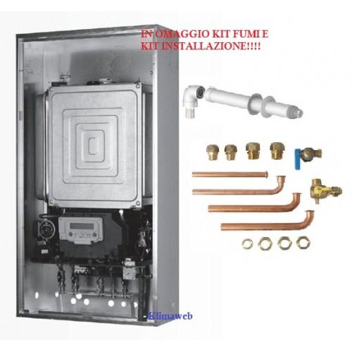 Caldaia mynute rain green e box 25 csi a condensazione da incasso nuova tecnologia erp con kit installazione omaggio GPL