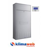 Caldaia a condensazione a incasso Pigma Green IN System EU 25KW solo riscaldamento comando remoto new erp kit fumi omaggio