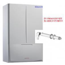 Caldaia Victrix Plus 12 Kw tt a condensazione solo riscaldamento GPL New Erp completa di kit scarico fumi in omaggio