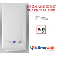 Caldaia Kon M C24 a condensazione low nox 24kw nuova tecnologia erp in omaggio kit scarico fumi metano