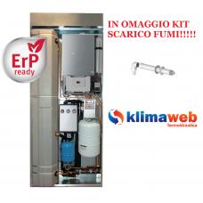 Caldaia Spaziozero 4 condensing 26 da Esterno ad Incasso nuova tecnologia erp kit fumi in omaggio