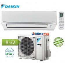 Climatizzatore  Condizionatore Daikin FTXC25A inverter 9000 btu gas R 32 inverter classe A++ NUOVO MODELLO 2019 Wifi optional