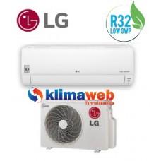 Climatizzatore  Condizionatore LG modello STANDARD WIN DUALCOOL inverter 9000 btu S09ER.NSW gas R 32 classe A+ NUOVO MODELLO