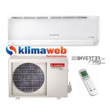 Climatizzatore Condizionatore Ariston mod. ALYS PLUS 9000 btu 2D INVERTER Classe A++ Gas R410A 25MUD0