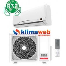 Climatizzatore RIELLO serie AARIA START inverter AMW25ST 9000 BTU Gas R32 Wifi Opzionale Classe A++ Nuovo modello 2019