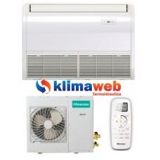 Climatizzatore Condizionatore Pavimento / Soffitto AUV50R4A1 Monosplit inverter 18000 btu Classe Monofase A++ Gas R410A
