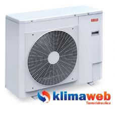 Pompa di calore monofase Aria-Acqua inverter ad alto rendimento monoblocco Nexpolar 004 ME Classe A++